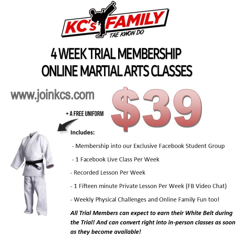 Online Classes Trial Offer